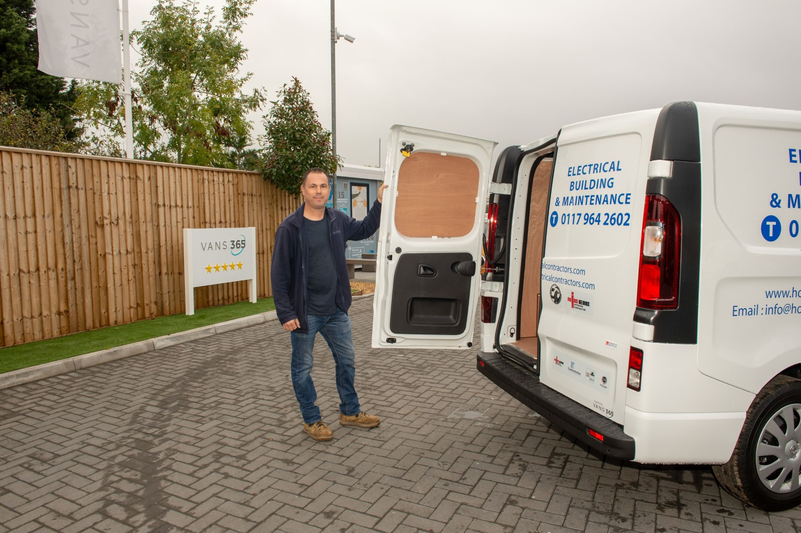Why Lease a Van for Your Business?