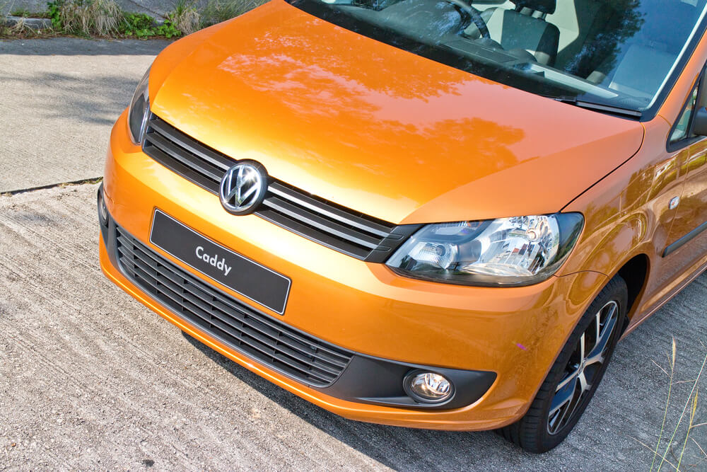 VW Caddy for Hire
