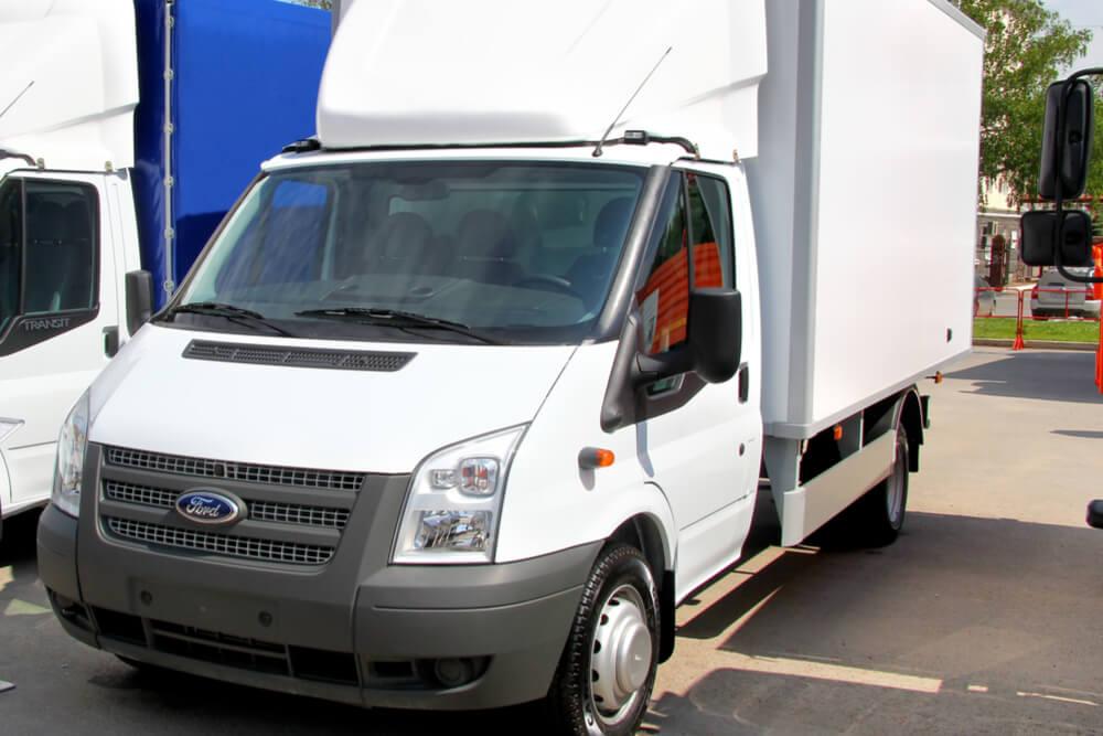 Ford Luton Van Hire Vans365